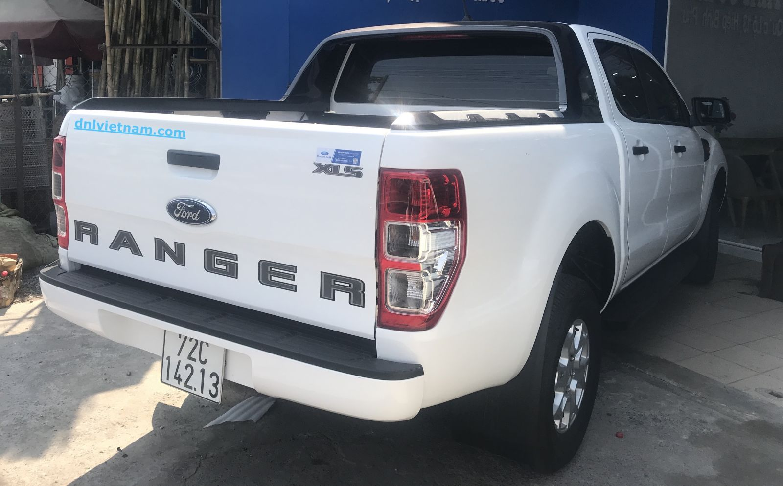 khung thể thao ford ranger wildtrak