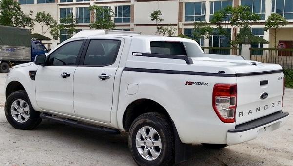 Nắp thùng xe bán tải Ford Ranger - phần 1 - Nắp thùng thấp Ford Ranger