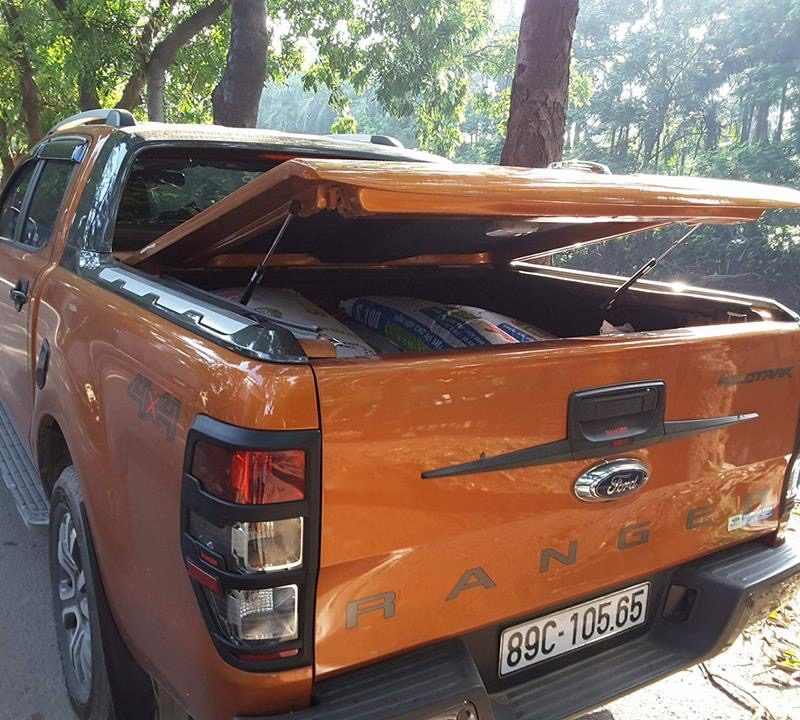 nap thung thap ford ranger wildtrak
