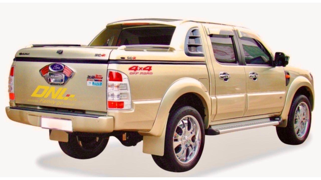 nắp thùng thấp ford ranger 2012
