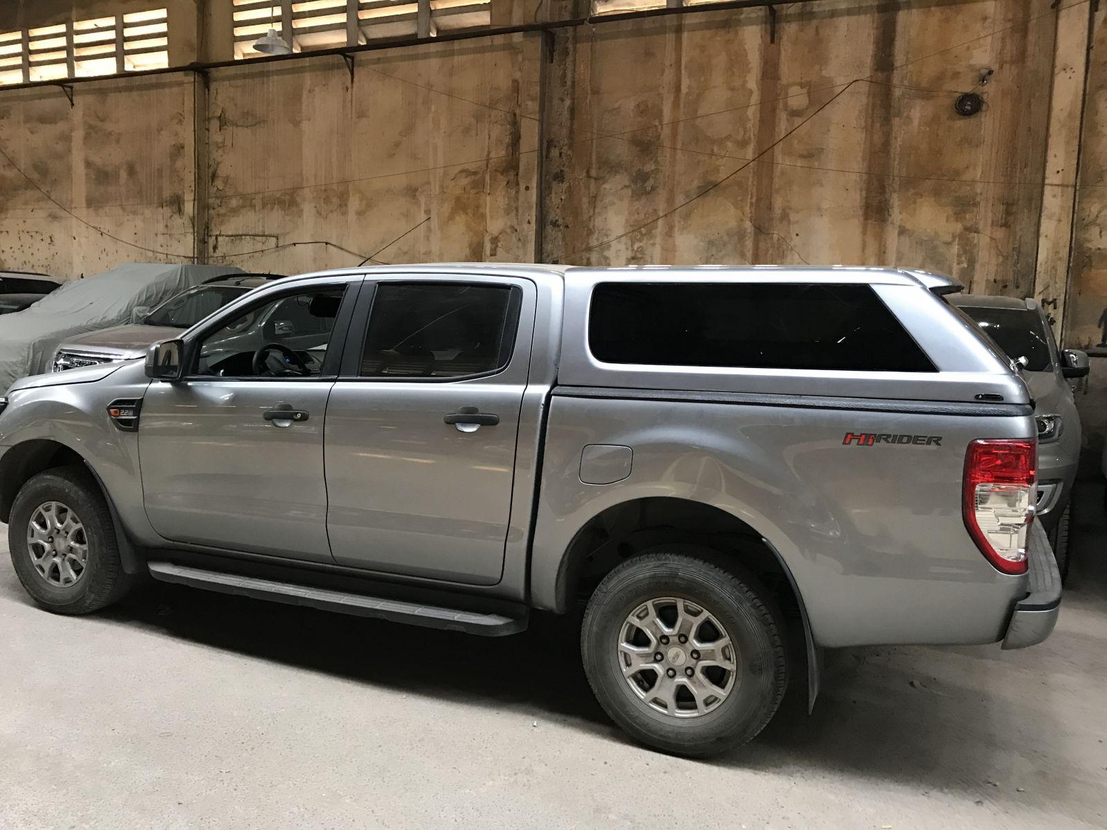 nắp thùng ford ranger cao