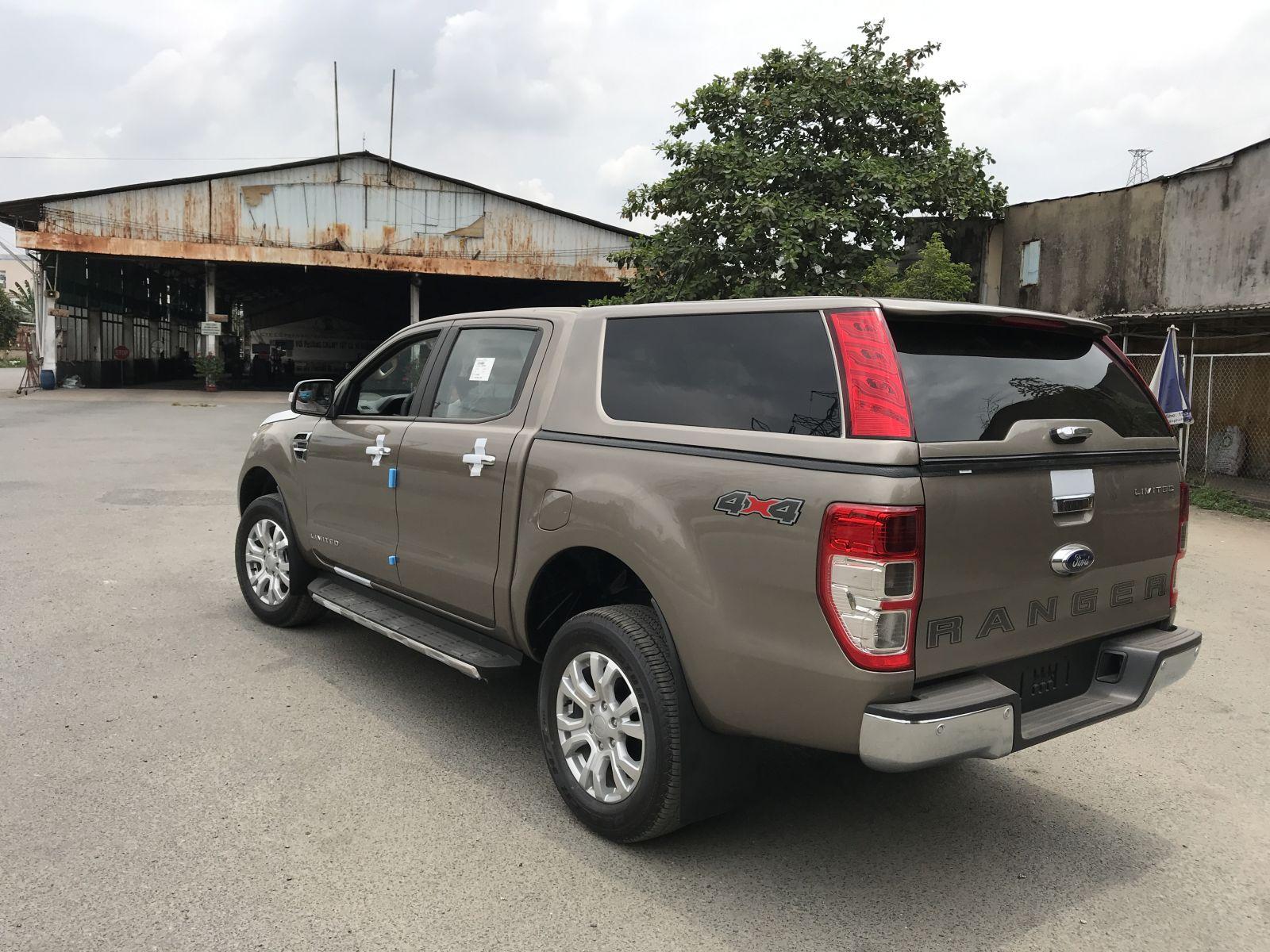 nắp thùng cao ford ranger