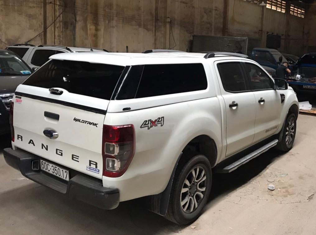 Nắp cao xe bán tải Ranger Wildtrak