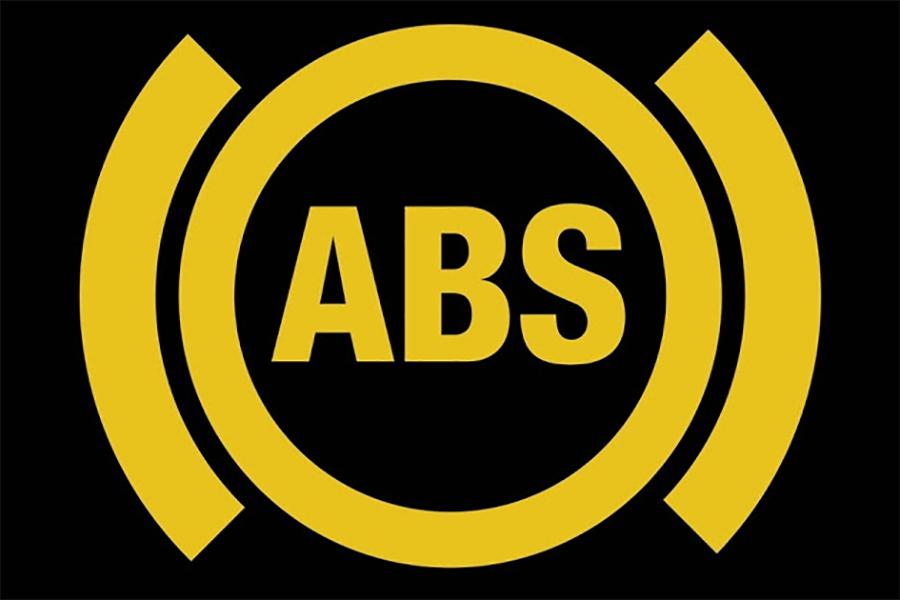 Đèn cảnh báo ABS.