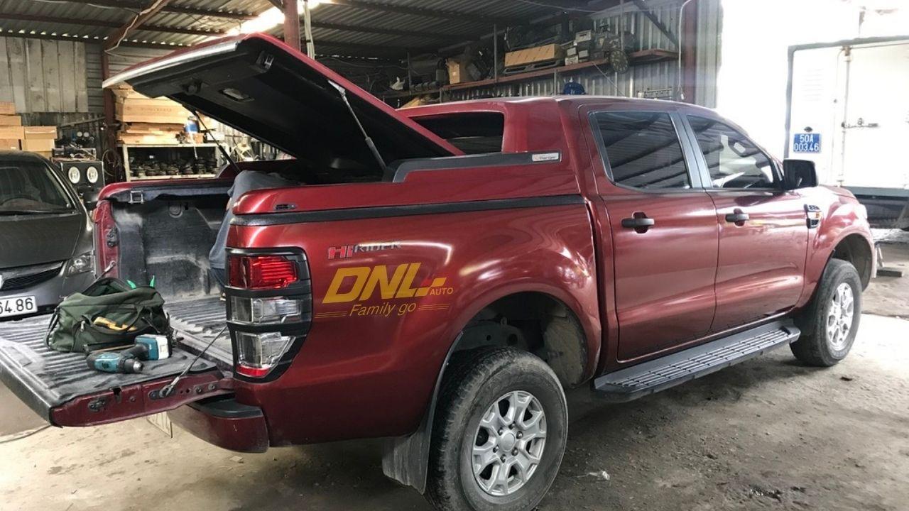 nắp thùng thấp ford ranger