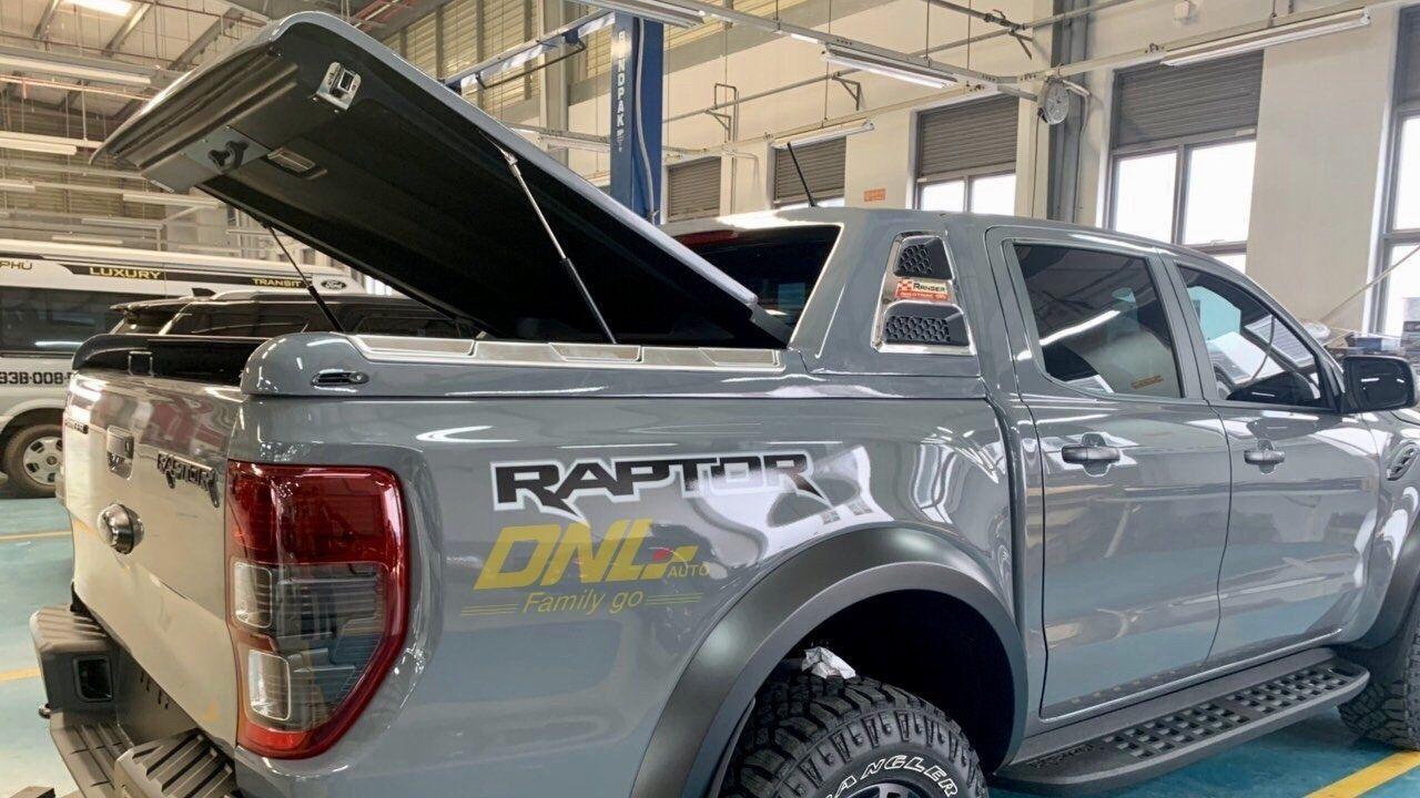 nắp thùng xe bán tải ford ranger raptor