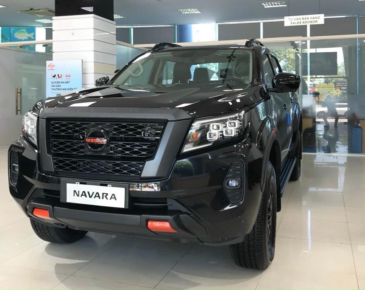 Bán tải Nissan Navara 2021