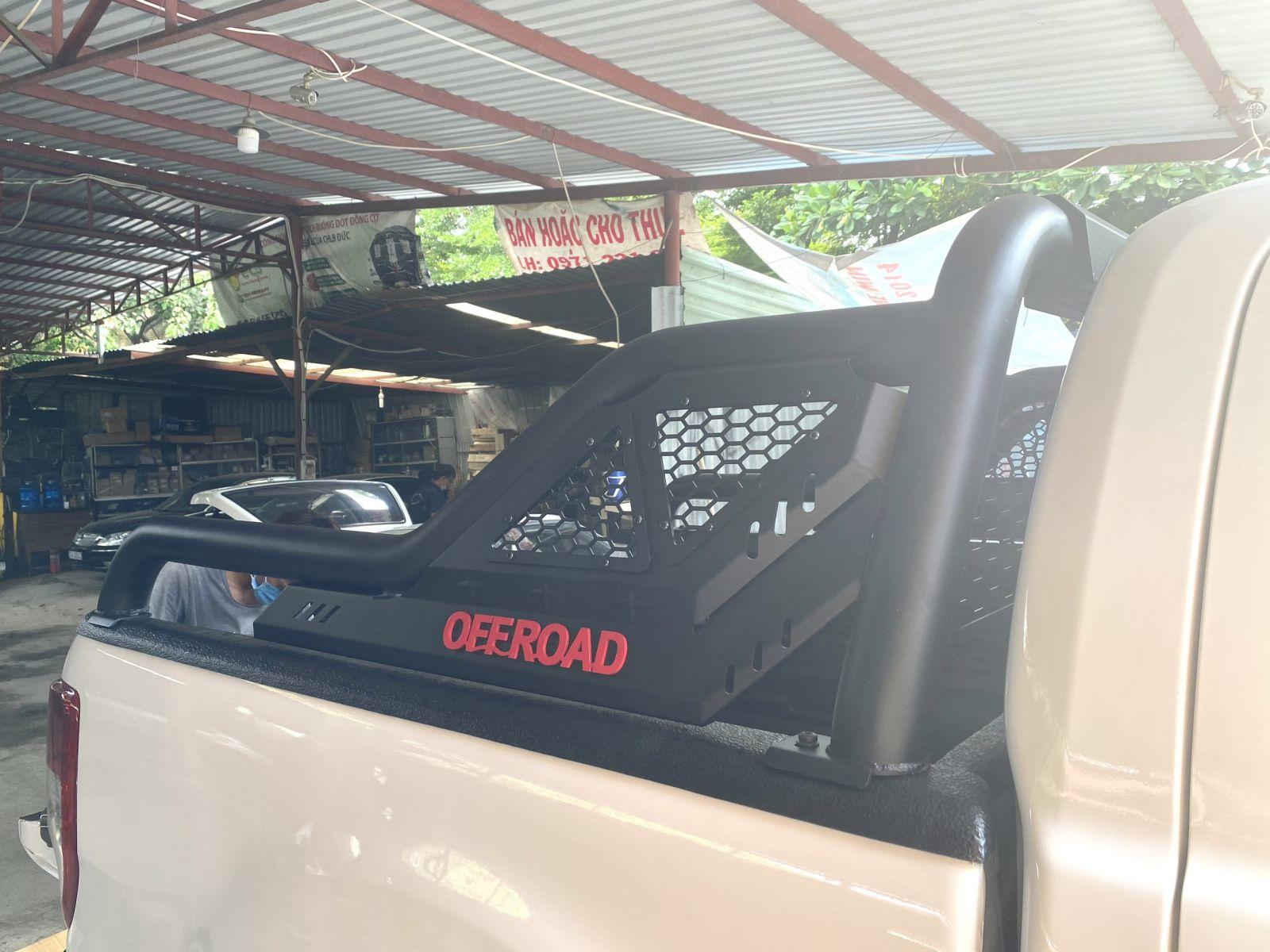 thanh thể thao off xe bán tải ford ranger