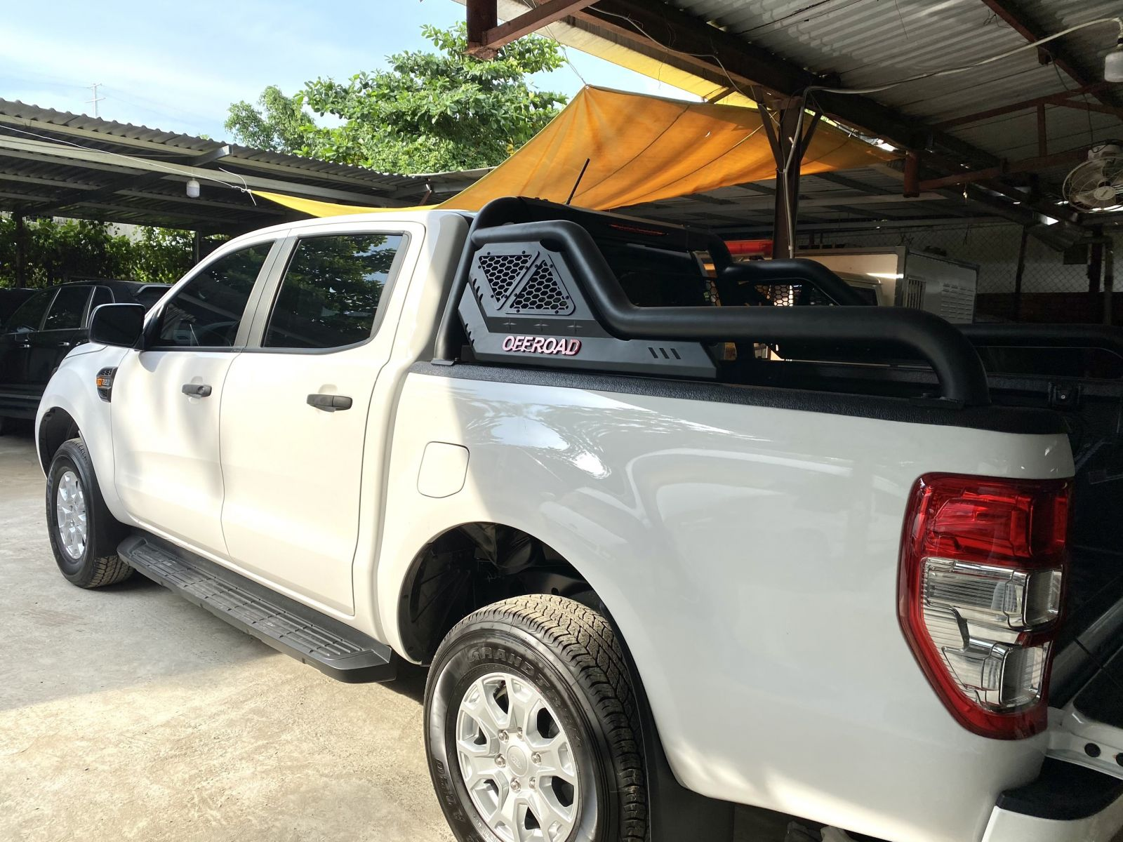 Thanh thể thao Offroad Ford Ranger