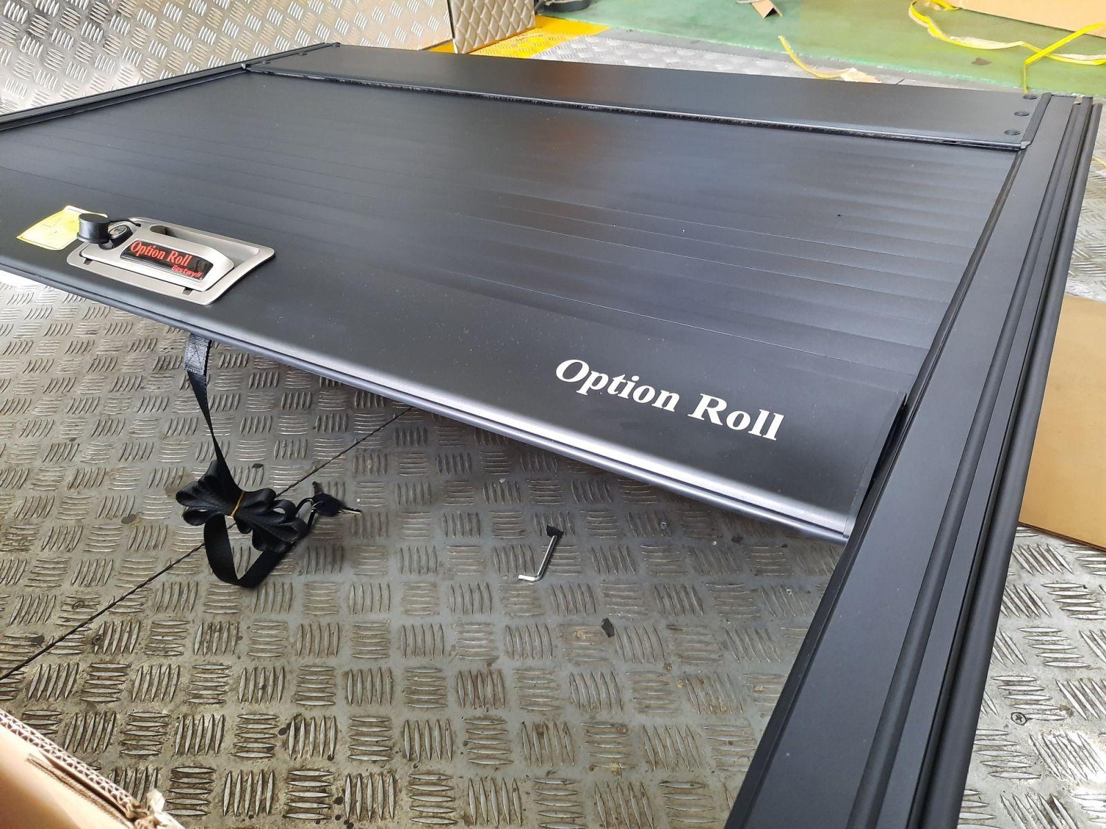 nắp thùng cuộn opton roll