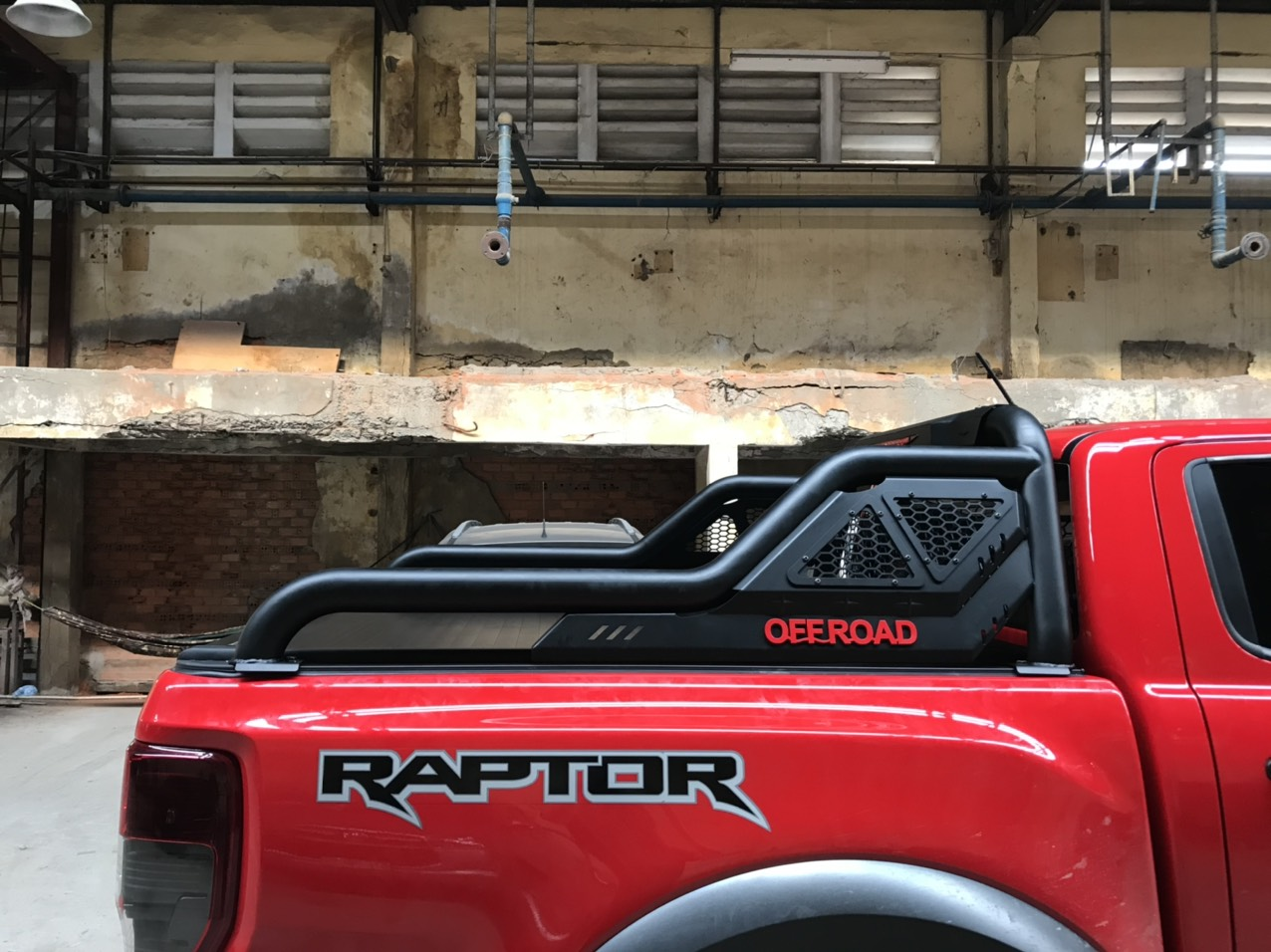 thanh thể thao offroad