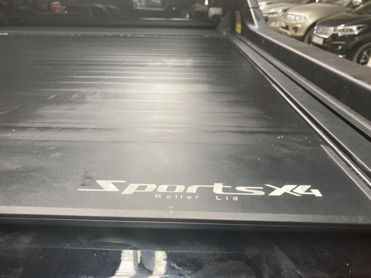 Nắp thùng cuộn Sports X4 Malaysia