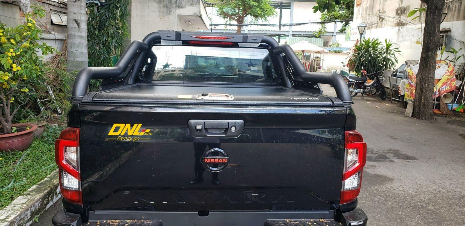 Thanh thể thao xe bán tải nissan navara 2021