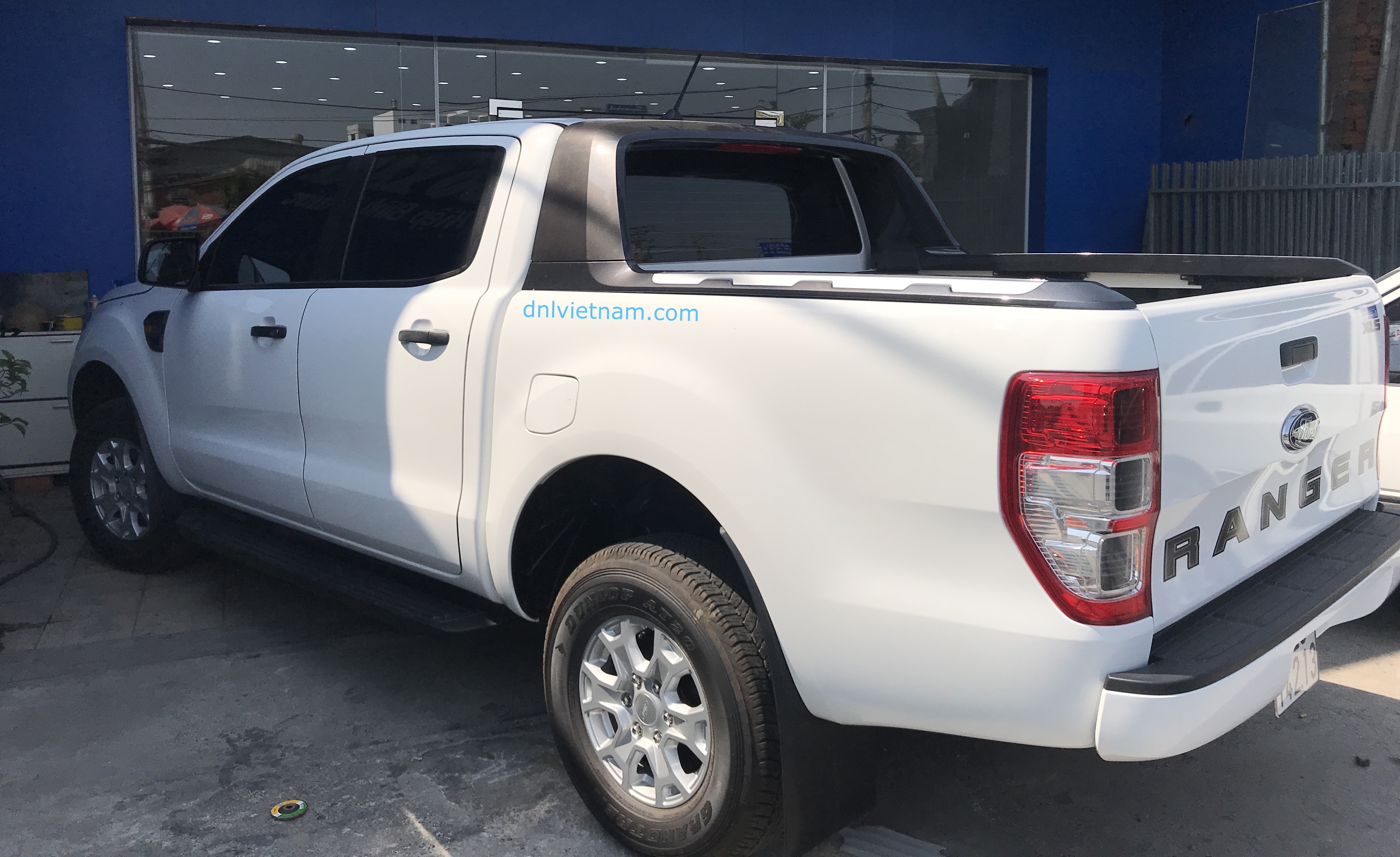 Thanh thể thao Ford Ranger